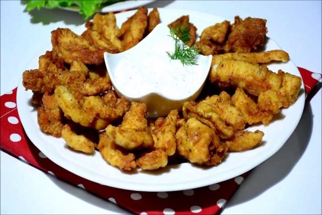 Kajun Baharatlı Çıtır Tavuk Patates Tarifi